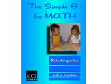 CCSS Math: The Simple 6 for Math Grade K