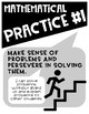CCSS Mathematical Practices Classroom Posters