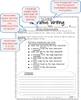 Narrative Writing Unit - CCSS Anchor Charts & Generic Topi