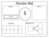 CCSS Number Mats