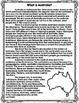 CCSS Passport to the Continents: Australia - 7 Text Close Reading Bundle