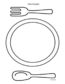 CCSS Passport to the Continents: Culture Project Add-on #2 - What's On My Plate?