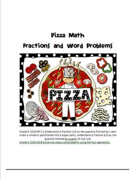 CCSS Pizza Math Pack