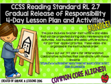 Illustrations in Texts RL2.7 GRR Mini-Lessons & Collaborat
