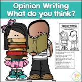 Opinion Writing Read Every Day