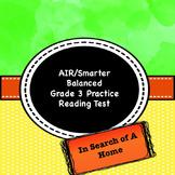 Grade 3 CCSS Reading Test Practice Assessment 2