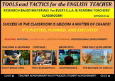 CCSS/PARCC ELA Teaching Resource Text: Research-Based (35
