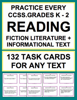 Reading & Writing Activities for ANY Text & Topic: CCSS Gr