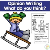 Opinion Writing Snow Day vs Late Delayed Opening