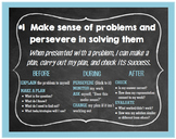 CCSS Standards for Mathematical Practice Posters