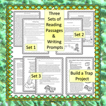 "CCSS ""THE LOST TREASURE"" TEXT-BASED WRITING ASSIGNMENT"
