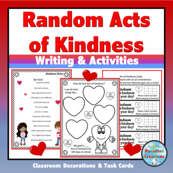 """TWIST AND TURNS: AN ACT OF KINDNESS"" TEXT-BASED WRITING ASSIGNMENT"