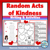 "CCSS ""TWIST AND TURNS: AN ACT OF KINDNESS"" TEXT-BASED WRIT"