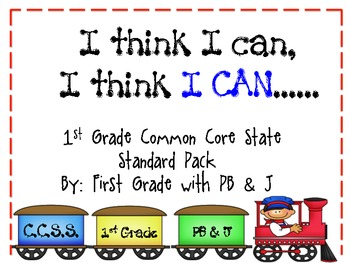 CCSS Train Theme Pack
