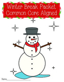 Winter Break Packet (CCSS)