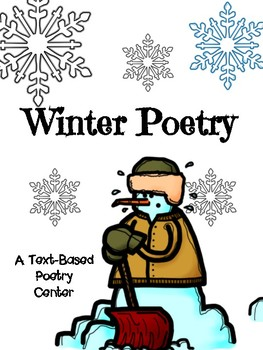 Winter Poetry Lesson: Poetry for Small Group