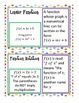 CCSS Word Wall Vocabulary Functions