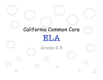CCSS Year Long Planning Guide PDF