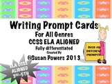 CCSS Year Long Writing Prompts &Activities for All Genres