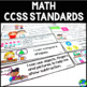 """Objective Bulletin Board CCSS based Daily Targets """"I can statements"""""""
