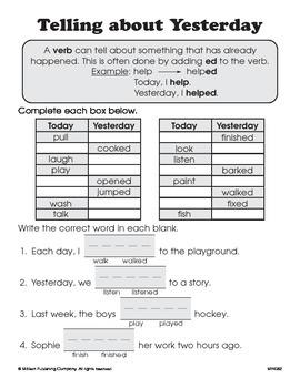 Adjectives (CCSS L.1.1f)