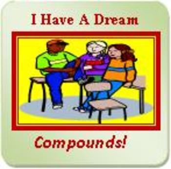 CCSS/PARCC-ALIGNED: Compound Sentences & I HAVE A DREAM!
