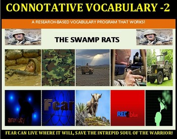"CCSS/PARCC: Connotative Vocab Unit 2: Designed With ""AP"" Students in Mind!"