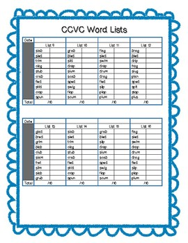 CCVC Data Collection