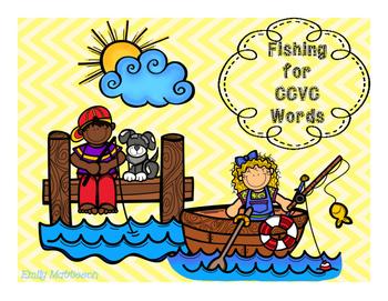 CCVC Fishing Game