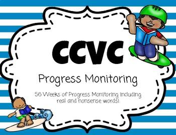 CCVC Progress Monitoring