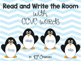 CCVC Read and Write the Room