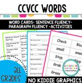 CVC Word Reading Blends