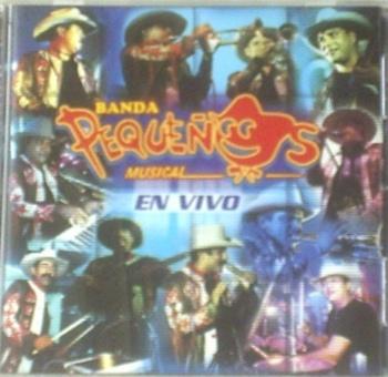 CD: BANDA PEQUENA