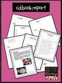 CD Book Report