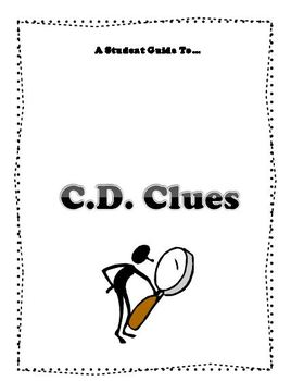 C.D. Clues Student Guide