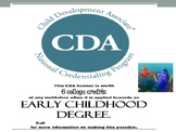 CDA (Child Development Associates) Guide power point for s