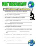 CDC / Virus Webquest (cells / human body)
