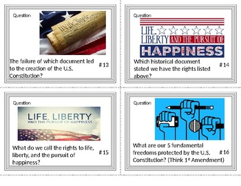 CE.2a&b Fundamental Principles & Historical Docs Task Card Review