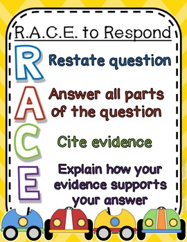 All in Good Time- Reading Comprehension and Open Response ...