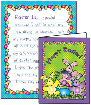 Celebrate Easter Clip Art & Printables