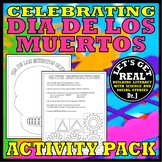 CELEBRATING DIA DE LOS MUERTOS ACTIVITY PACK