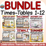 CELEBRATIONS THEMED: MULTIPLICATION (TIMES-TABLES 1-12) BO