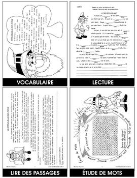 CÉLÉBRONS LA SAINT PATRICE! Gr. 4-6