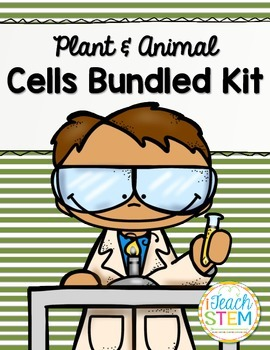 """CELLS Bundled Kit - CSI Cell Investigation, """"Super Cell"""" Project and more"""