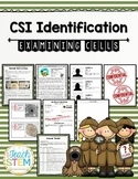 CELLS CSI Investigation - Examining Plant and Animal Cells