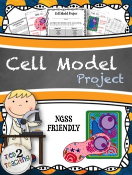 CELLS - Cell Model Project for the Middle Grades