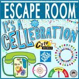 CELLS Escape Room ~It's a CELLebration Breakout~ Digital L