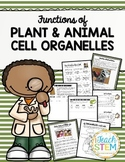"""CELLS """"Super Cell"""" Project & MORE - Structures/Functions of Plant & Animal Cells"""
