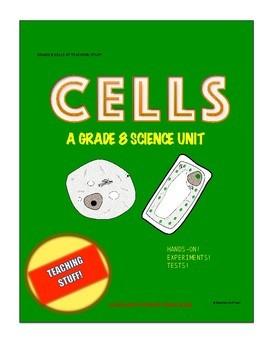 CELLS - a GRADE 8 SCIENCE UNIT