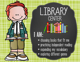 the BRAINY BUNCH - Classroom Decor: Center Signs, student cards